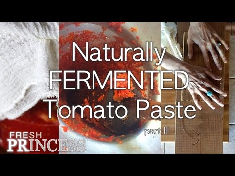 A Better Way To: Preserve Raw Tomatoes: Part III    Fresh P