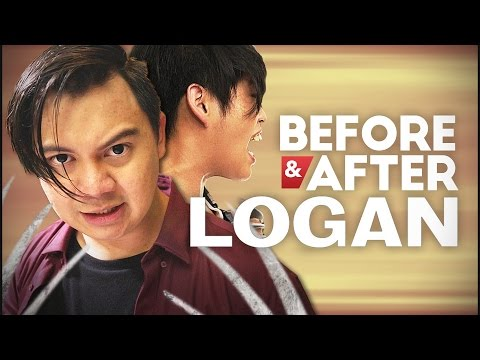 BEFORE & AFTER LOGAN