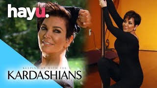 Kris Jenner Is A MILF | Keeping Up With The Kardashians
