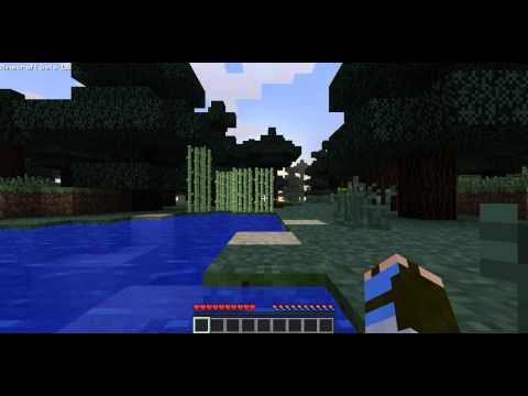 Minecraft 1.8: How to Spawn near a Village with Seed