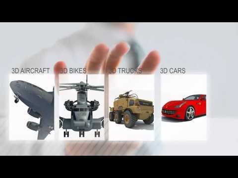 Download 3D Models