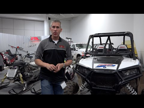 Polaris RZR 1000 Intrusion Bar and Front Bumper Install made easy!