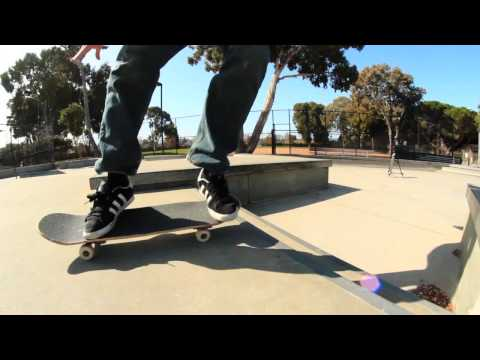 MOVING OLLIES SKATE SUPPORT