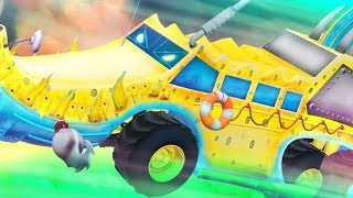 Ness Seal | CryptoTruck | CryptoForce | Kids Cartoon Shows | Videos For Children by Kids Channel