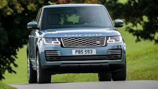 Range Rover (2018) Features, Interior, Driving