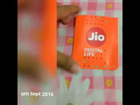 Reliance JIO sim card | important news| sim with orange cover & are not activate will be discarded