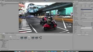 Demolition Media Hap for Unity teaser and introduction (8k 60fps video playback)