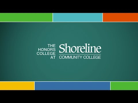 The Honors College at Shoreline Community College