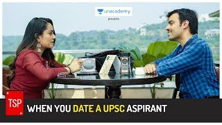 TSP  s When you date a UPSC aspirant ft. Jeetu and Apoorva