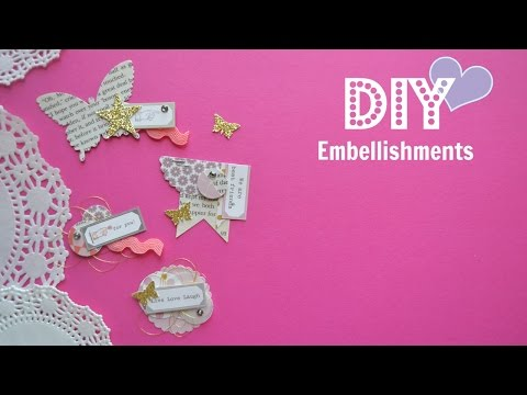 Diy Embellishments - Build Your Stash #12