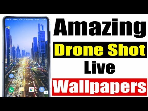 Amazing Live Wallpaper for Android 2018