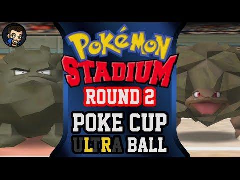 Pokémon Stadium - Round 2: Poké Cup | Ultra Ball |
