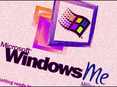Microsoft Windows ME - Startup Sound (Slowed Down 100x , Pitch Shift  1000cents)