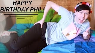 Happy Birthday Phil Lester!