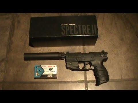 Spectre II Suppressor 22LR