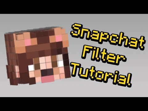 How to Make the Snapchat Dog Filter on Your Minecraft Skin