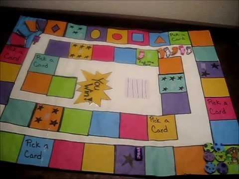 Kids Board Game #2