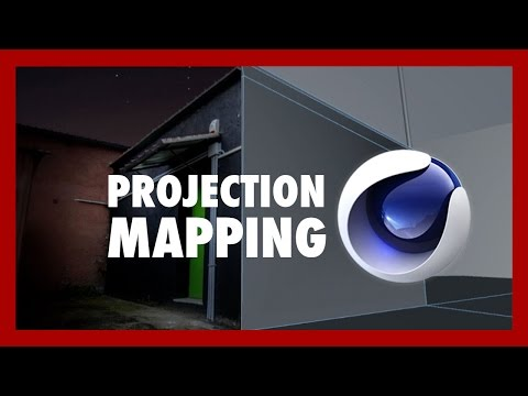 Turn a picture into 3D with Projection Mapping and Cinema 4D - Cane Secco and Slim Dogs Production