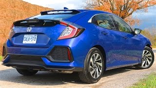 2017 Honda Civic Hatchback Review--WORTH THE MONEY??
