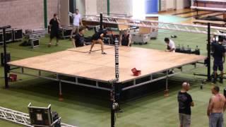 2013 03 22   Ring Set Up