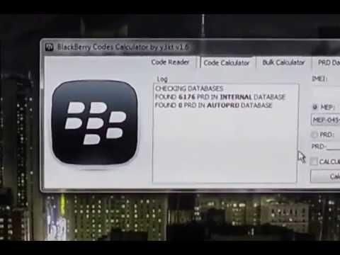 Débloquer ou désimloquer son telephone blackberry