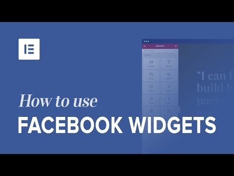 How To Add Facebook Like Button, Page, Post, Video & Comments Plugins on WordPress