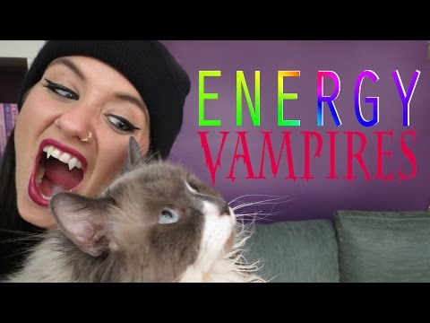 HOW TO DEAL WITH NEGATIVE PEOPLE AND ENERGY VAMPIRES
