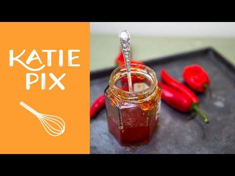 Chilli Jam Recipe   Katie Pix