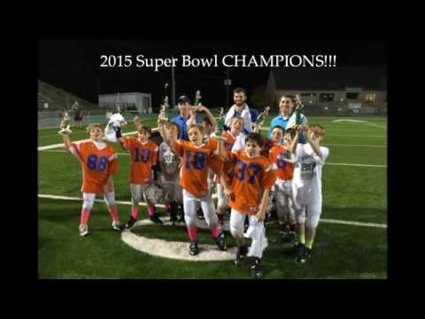 2015 Mountain Brook BRONCOS Super Bowl Champions