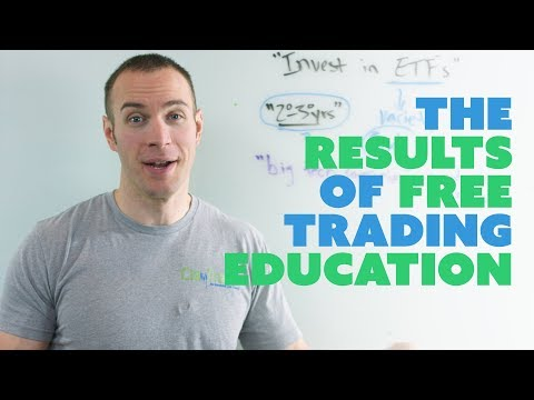 The Results of Free Trading Education