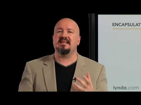 Computer programming: What is object-oriented language? | lynda.com overview