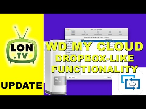 Make a WD My Cloud Work Like Dropbox with the New My Cloud Sync