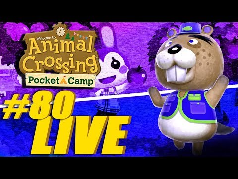 Let's Fish! - Animal Crossing: Pocket Camp Live Stream