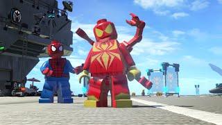 моды Lego Marvel Avengers скачать - фото 9