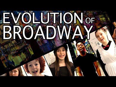 EVOLUTION OF BROADWAY! Ft. Dear Evan Hansen, Les Mis, Rent, Hamilton & More | Spirit YPC