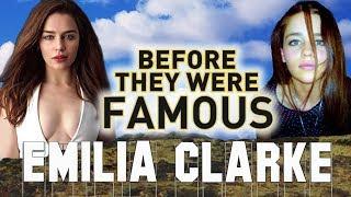EMILIA CLARKE - Before They Were Famous - Daenerys Targaryen