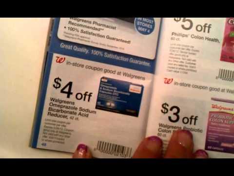 Walgreens May coupon book preview