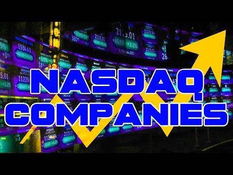 All NASDAQ Companies · Ticker Symbols & Key Market Information