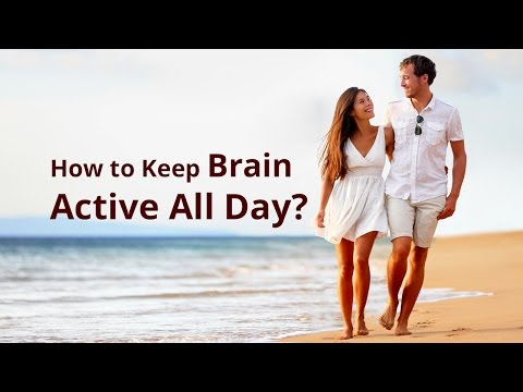 How To Keep Your Brain Active and Alert?