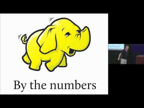 Apache Hadoop - Petabytes and Terawatts