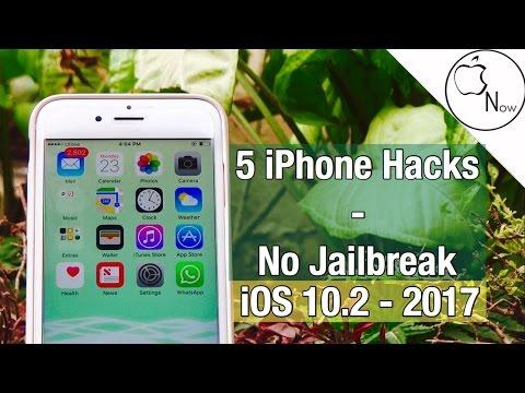 5 iPhone Tweaks Without Jailbreak! - Hacks For iPhone! - Mrwhosetheboss Style Video! - No Jailbreak