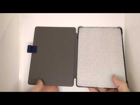 Оригинальная обложка Writable Book Cover in Midnight Blue для Nook Glowlight Plus (BNRV510)