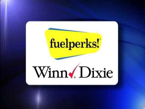 Winn Dixie - Fuel Perks BB