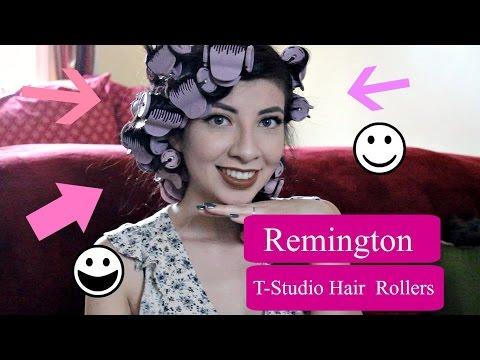 Remington   T-STUDIO CERAMIC HOT ROLLERS