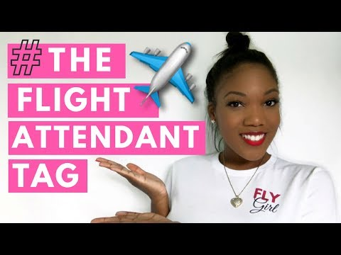 The Flight Attendant Tag! 14 Questions