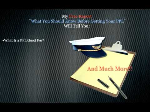 Private Pilot License Free Training Guide