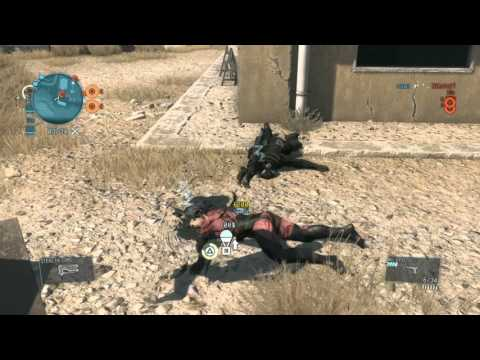 METAL GEAR ONLINE  3: Dive