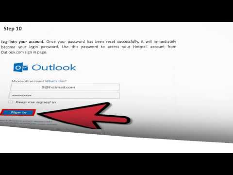 How to Reset Hotmail Password 1855-721-1033