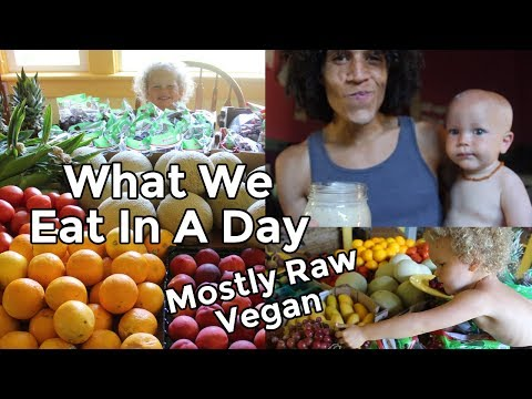 What Our Vegan Family Eats | Weekly Raw Vegan Produce Haul