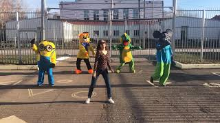 "BANG! by ""RDK"" | Maruv challenge | Siren Song Dance"